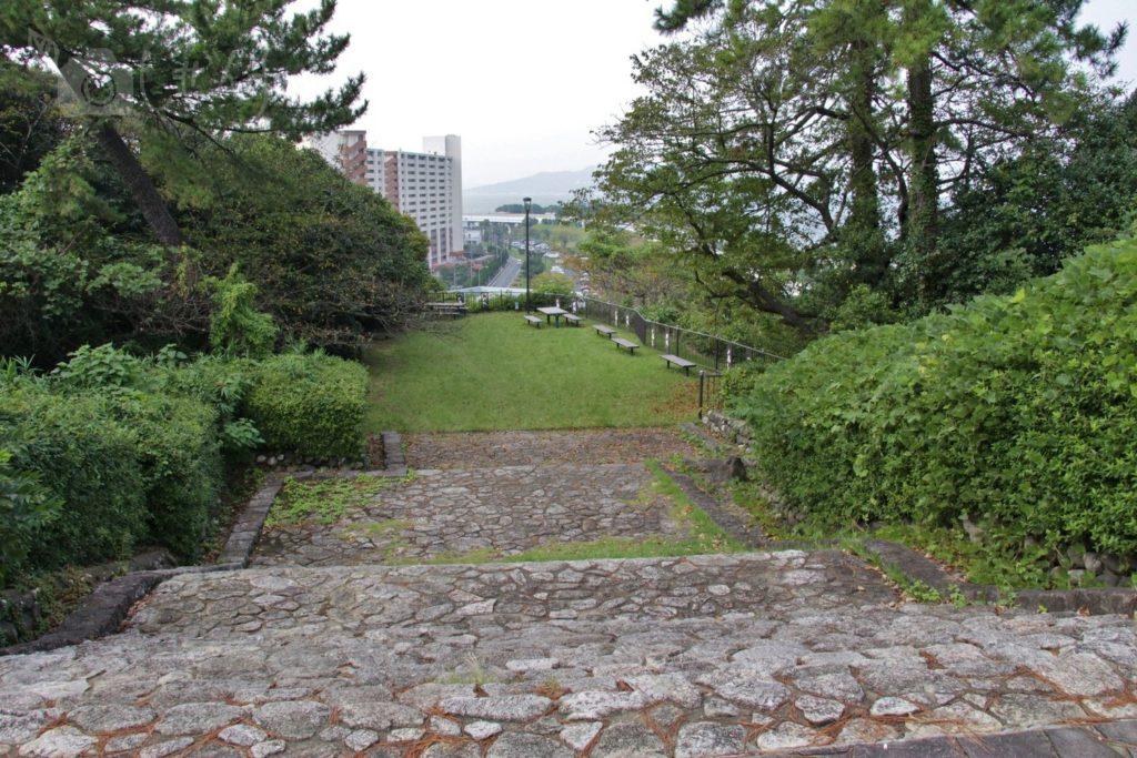 福岡西公園 西側展望広場