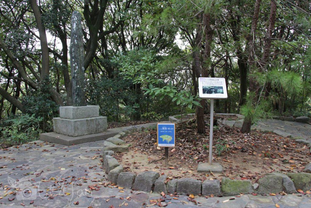 福岡西公園 展望台広場