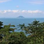 能古島 自然探勝路からの海景色