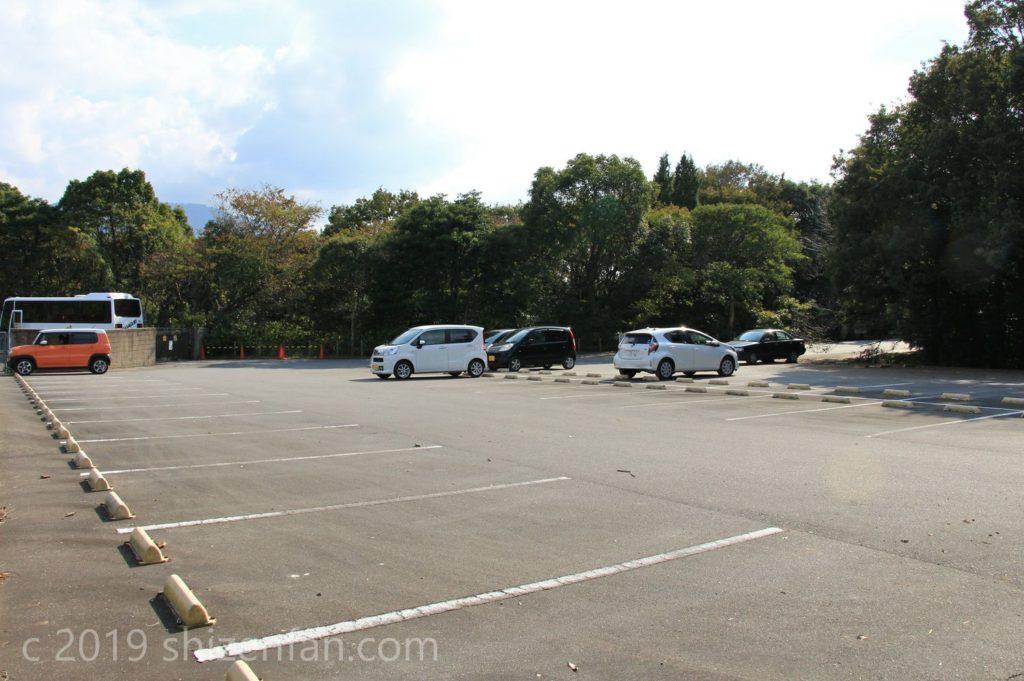 篠栗九大の森 北駐車場