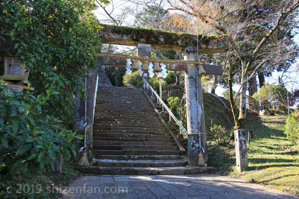 武雄神社・二ノ鳥居