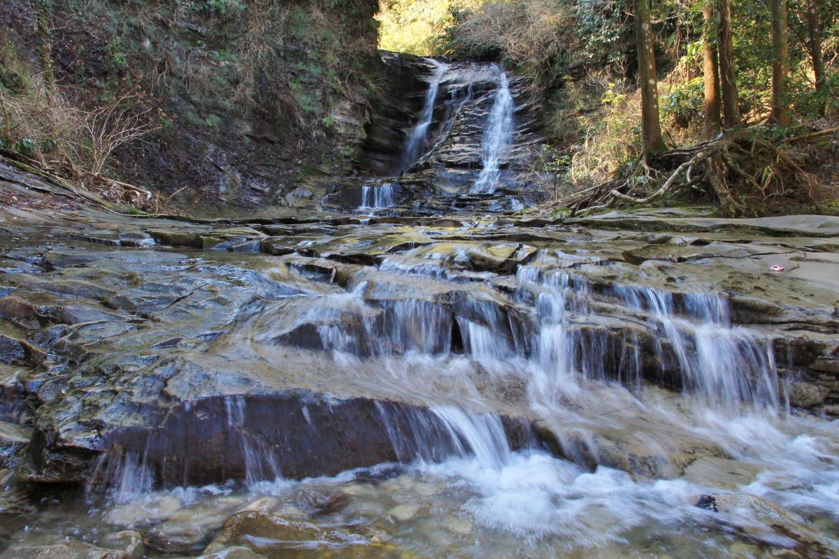 養老渓谷・万代の滝
