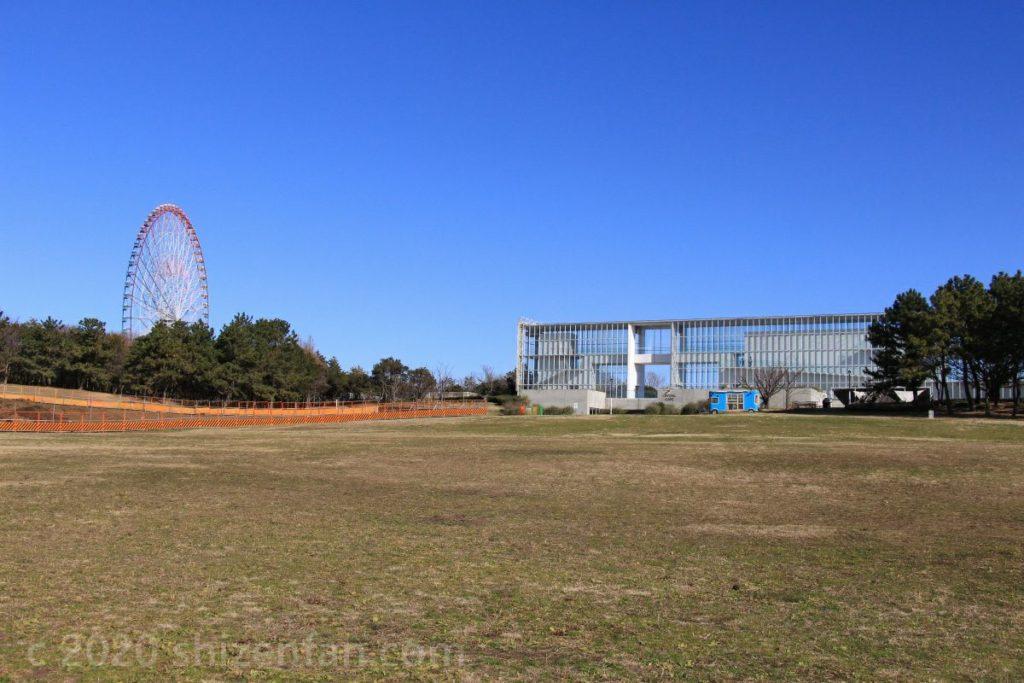 葛西臨海公園・展望広場とクリスタルビュー