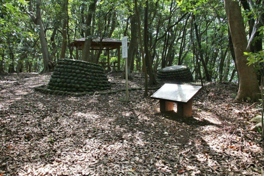 能古島 思索の森広場
