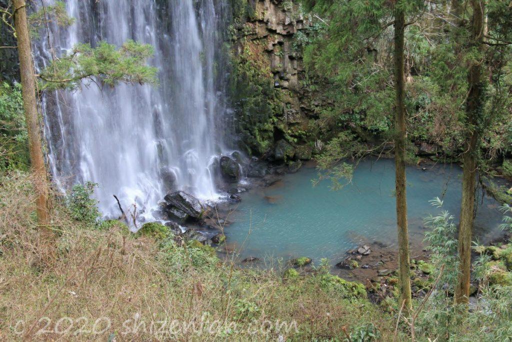 楓葉の滝(日田)