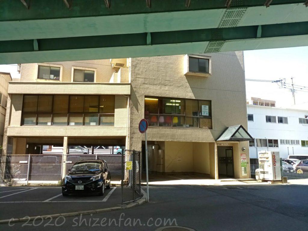 ハカタリンクス(博多駅東テストセンター)外観(都市高側)