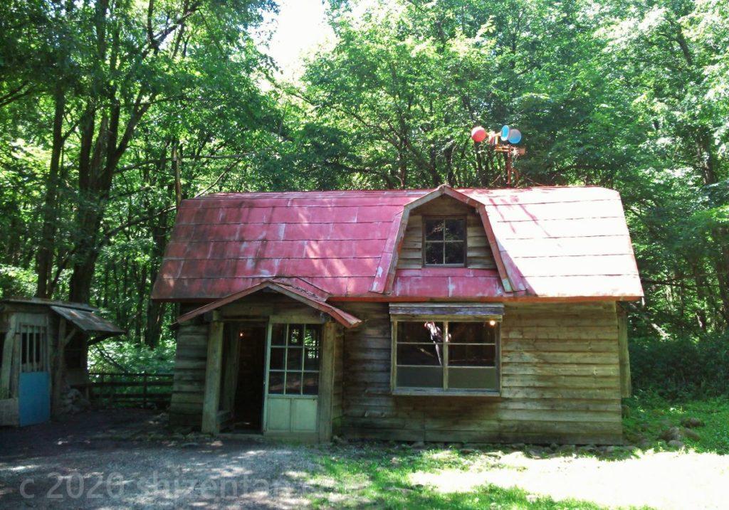 北の国から・3番目の家(麓郷の森)