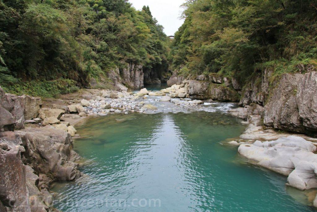 白山手取川ジオパーク・手取峡谷