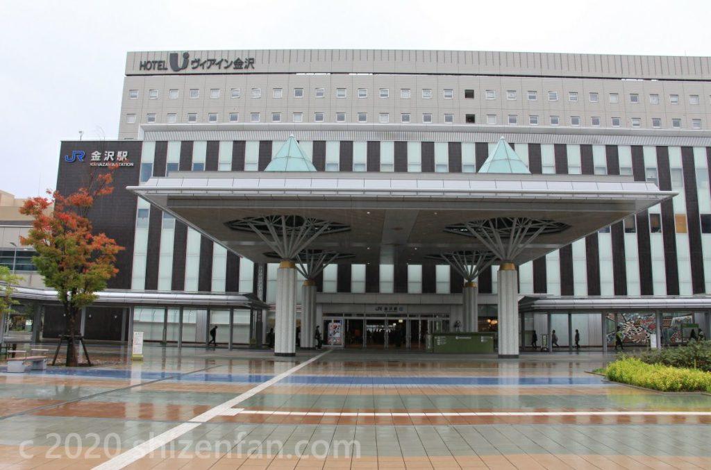 金沢駅・西口外観