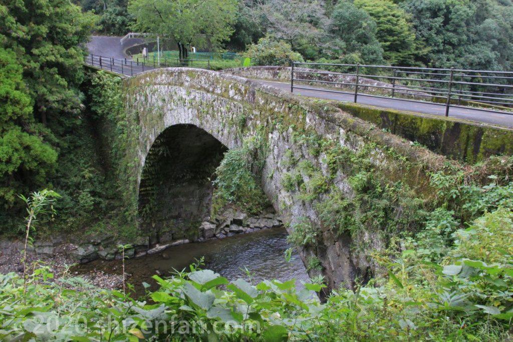 豊後大野の古い石橋・虹潤橋