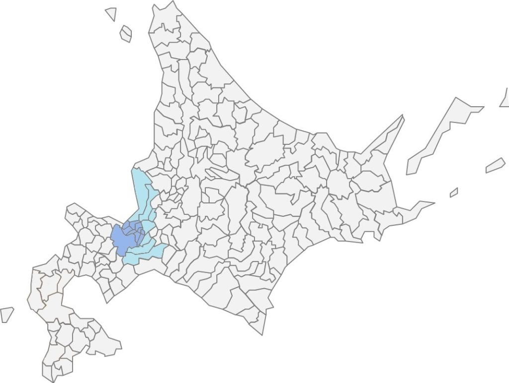 北海道>道央>石狩エリア