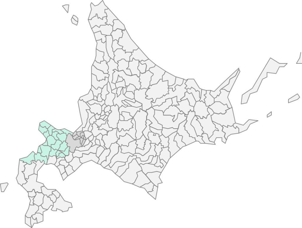 北海道>道央>後志エリア