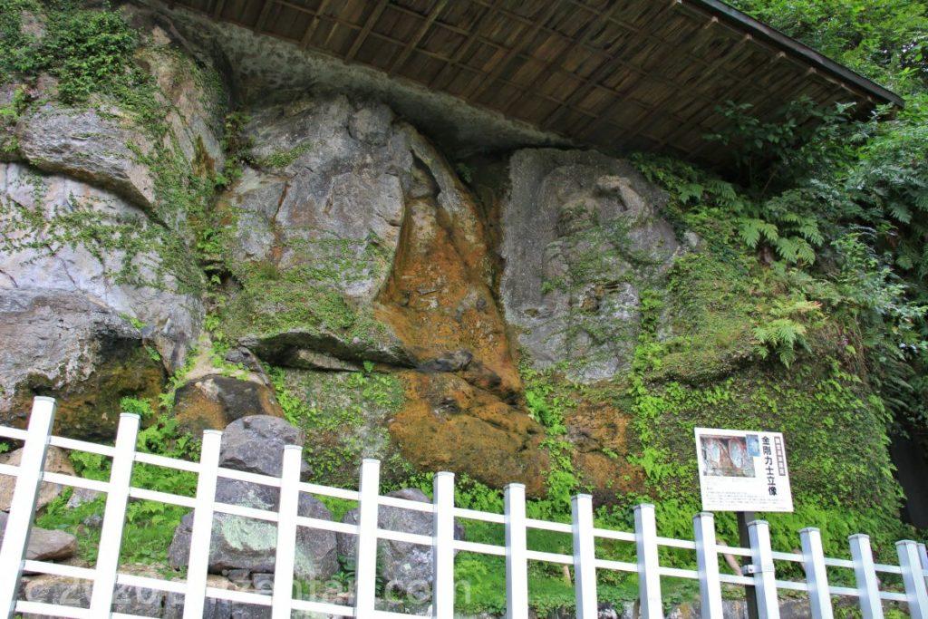 臼杵石仏・金剛力士像