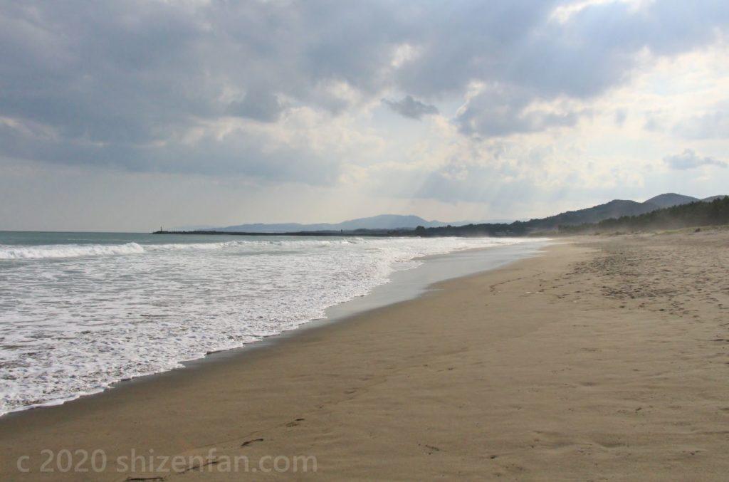 高知県・入野海岸